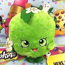 """Shopkins Authentic Apple Blossom 11"""" Large Soft Plush Gift Toy"""