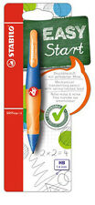 STABILO EASY START EASYERGO BLEISTIFT ORANGE-BLAU 1,4MM HB RECHTSHÄNDER