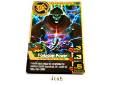 Animal Kaiser Evolution Evo Version Ver 8 Gold Card (S124E: Forbidden Power)