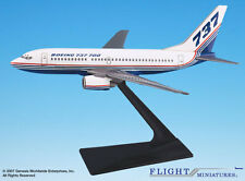 Flight Miniatures Boeing 737-700 House Colors 1981 Demo Livery 1:200 Scale New