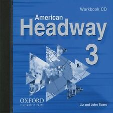 American Headway 3: Workbook CD, Soars, John, Soars, Liz, New Book