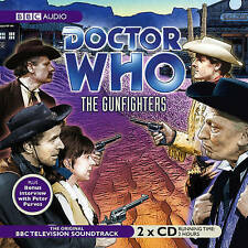 Dr Who The GUNFIGHTERS Original Classic BBC Soundtrack-New 2 CD-Unplayed