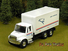 Die Cast Postal Service Delivery Cargo Truck O Scale based on an International