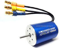 MOTORE CLASSIC BRUSHLESS SENSORLESS BL 2435 6100KV 3Y ø2mm RC 1/18 16 HIMOTO