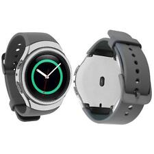 Quality for Samsung Gear S2 42mm screen protection+Carbon fibre - full-body-skin