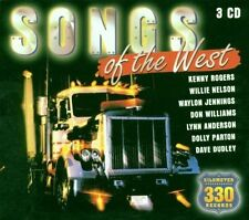 Kilometer 330: Songs of the West (2000) Ed Bruce, Susan Raye, Barbara F.. [3 CD]