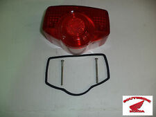 GENUINE HONDA  TAILLIGHT LENS  WITH MOUNTING SCREWS AND GASKET