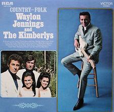 Country-Folk by Waylon Jennings (CD, Jan-2009, Righteous)