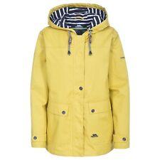 Trespass Womens / Ladies Seawater Hooded Wind Waterproof Breathable Jacket Coat