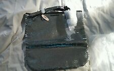 Victoria's Secret Limited Edition Silver Sequin Bling Angel Tote Bag 2015 NWT