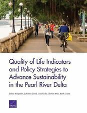Quality of Life Indicators and Policy Strategies to Advance Sustainability in...