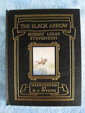Easton Press The Black Arrow by Robert Louis Stevenson