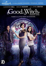GOOD WITCH SEASON 1 DVD TV SERIES (2 disc set) NEW! CATHERINE BELL SEE TRAILER..