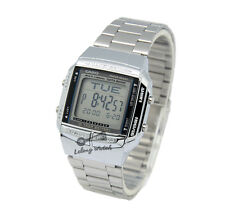 -Casio DB360-1A Data Bank Watch Brand New & 100% Authentic
