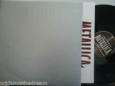 "METALLICA ~ Hero Of The Day ~ 12"" Single PS EMBOSSED JACKET"