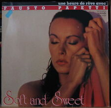 FAUSTO PAPETTI SOFT AND SWEET CHEESECAKE COVER FRENCH LP