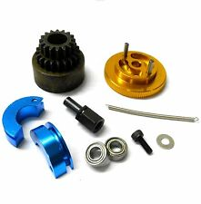TD10095 1/10 RC Alliage 2 Vitesses Broche Chaussure 16-21T Kit Embrayage