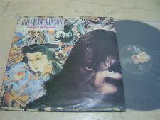 """BRUCE DICKINSON(KOREA VINYL LP 12"""")TATTOOED MILLIONAIRE 1990 10TRACK iron maiden"""
