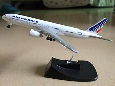 AIR FRANCE BOEING 777-200 Passenger Airplane Plane Aircraft Metal Diecast Model