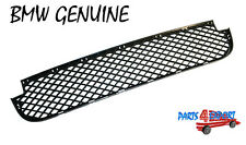 NEW BMW X3 E83 Genuine Lower Front Bumper Cover -Center Grille 51 11 3 416 203