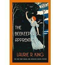 The Beekeeper's Apprentice by Laurie R. King (Paperback) Book - New