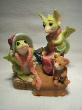 POCKET DRAGON    ' DRAGONS IN THE ATTIC '    MINT    VERY RARE!!