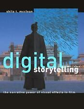 Digital Storytelling: The Narrative Power of Visual Effects in Film-ExLibrary