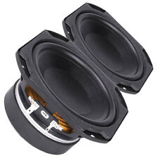 "Pair Faital Pro 5FE100 8ohm 5"" Woofer Midrange Line Array Replacement Speaker"