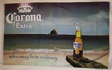 Corona Beach Beer Flag 3' X 5' Indoor Outdoor Beverage Banner