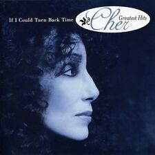 If I Could Turn Back Time-Cher - Cher (1999, CD NEUF)