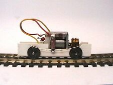 Diecast Tram Motor unit, 9mm or 12mm wheels fits Corgi / EFE / Dick Kerr. '00'