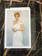 "Commemorative Stamp Princess Diana ""White Chiffon Evening Dress"" from Togo"