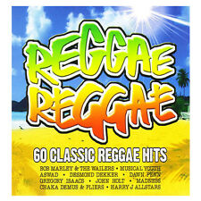 Various Artists - Reggae Reggae (60 Classic Reggae Hits, 2009) Box Set