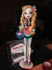 MONSTER HIGH LAGOONA BLUE BASIC 1. serie 1. WAVE RAR CON FIORE FLOWER