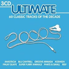 ULTIMATE 2000'S 3 CD NEU CRUSH/ROOSTER/A1/MILKY/MOLOKO/LEE RYAN/+