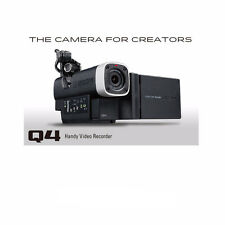 Zoom Q4 Handy Video Audio Recorder HD Digital Camera Brand New