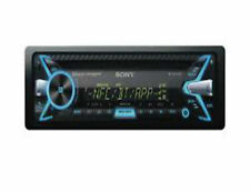 Sony Bluetooth CD MP3 Player USB Aux Pandora App Remote Car Stereo MEX-N5100BT