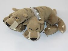 Harry Potter  Sleeping Fluffy the Three-Headed Guard Dog  Plush Soft Toy