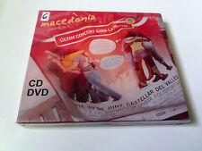 """MACEDONIA """"...EN DIRECTE ULTIM CONCERT GIRA LA FRUITA"""" CD+DVD 18 TRACKS DIGIPACK"""
