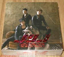 JYJ STAR COLLECTION CARD SET TYPE B SEALED
