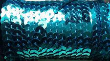 6mm Strung Sequins Sequin Trim Plain Colours