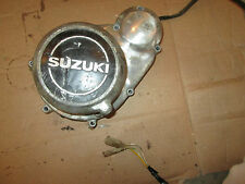 1978 Suzuki GS550 GS550E GS 550E 550 stator coil coils cover side engine motor