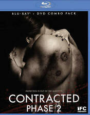 Contracted: Phase 2 II (Blu-ray/ NO DVD, 2016, IFC Midnight) Region A, (B187)