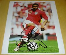 AARON LENNON ENGLAND EVERTON PERSONALLY HAND SIGNED 10X8 AUTOGRAPH PHOTO SOCCER