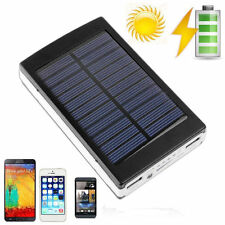 50000mAh Power Bank Solar Battery Charger for iPhone iPad Tablets & Smart Phones