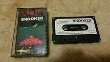 Snooker Video Game Cassette Commodore 64 C64/C128 ������ FREE POST