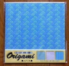 Origami Papers 3 Patterns 24 Sheets Japanese Pattern Chiyogami Edo Komon Kawaii