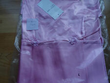 Satin Nightwear. Candy Pink Medium/Large.