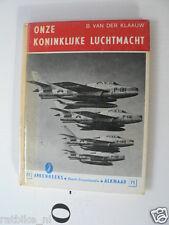 AIRCRAFT DUTCH ARMY,SPIJKER,KOOLHOVEN,DOUGLAS,FOCKE-WOLF,AVRO,PERCIVAL,71