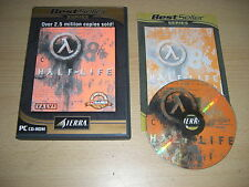 HALF-LIFE HALF LIFE 1  Pc Cd Rom BS  FPS  FAST DISPATCH